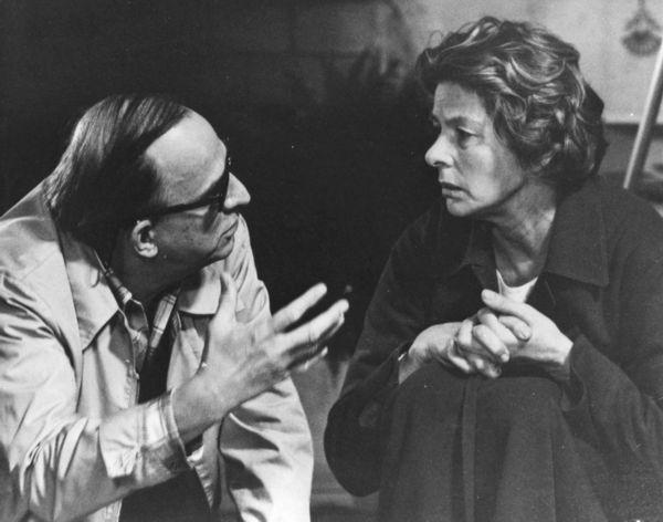 Ingrid Bergman and Ingmar Bergman 2