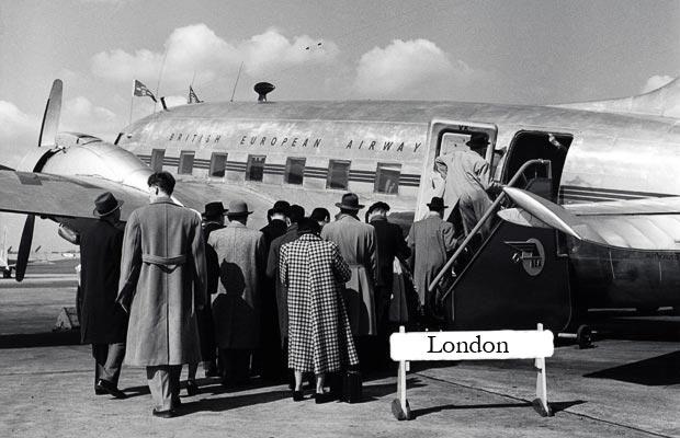 London plane copy